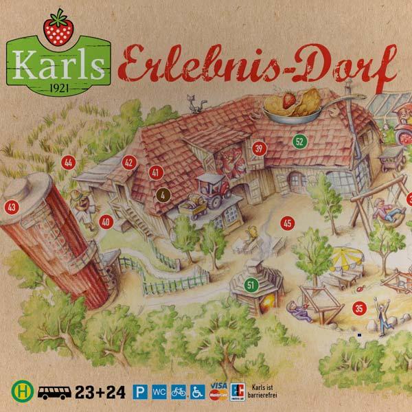 Karls Erlebnis-Dorf<br /> in Zirkow